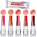 cheap Lip Sticks-Lip Balm Lip Gloss Lip Stains 1 pcs Dry / Matte / Shimmer Waterproof / Multi layer / Professional Multilayer / Gradient / Tinted Sexy / Sweet Makeup Cosmetic Grooming Supplies