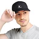 ieftine Clothing Accessories-VEPEAL Καπέλο πεζοπορίας Pălării Uscare rapidă Respirabilitate Rezistent la UV Vară Negru Unisex Drumeție Minge tenis Mers Peteci Adulți