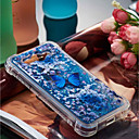 cheap Cell Phone Cases & Screen Protectors-Case For Huawei Y6 (2017)(Nova Young) / Y3 (2017) Shockproof / Flowing Liquid / Pattern Back Cover Butterfly Soft TPU for Huawei Y7 Prime(Enjoy 7 Plus) / Huawei Y7(Nova Lite+) / Huawei Y6 (2017)(Nova