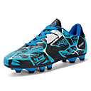 cheap Boys' Shoes-Boys' Shoes PU Spring & Summer Comfort / Light Soles Athletic Shoes Soccer Shoes for Kids / Teenager Red / Green / Blue