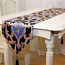 tanie Bieżniki stołowe-Nowoczesny Polichlorek winylu Kwadrat Bieżniki Prążki / Geometric Shape Dekoracje stołowe 1 pcs
