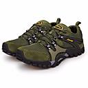 ieftine Saboți și Mocasini Bărbați-Bărbați Pantofi de confort Plasă Iarnă Adidași de Atletism Drumeții Verde Militar / Kaki / În aer liber