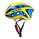 Χαμηλού Κόστους Περούκες Cosplay Ανιμέ-GUB® Ενήλικες Bike Helmet 22 Αεραγωγοί CE / CPSC Ανθεκτικό στα Χτυπήματα, Ρυθμιζόμενη προσαρμογή EPS, PC Αθλητισμός Ποδηλασία / Ποδήλατο - Ασημί / Μαύρο / Μπλε +Κίτρινο / Μαύρο / Πορτοκαλί