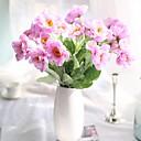baratos Flor artificiali-Flores artificiais 1 Ramo Rústico / Festa Flores eternas / Papoila Flor de Mesa