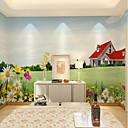 baratos Smartwatch Acessórios-papel de parede / Mural Tela de pintura Revestimento de paredes - adesivo necessário Floral / Art Deco / Padrão