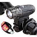 preiswerte Küchengeräte-Fahrradlicht / Fahrradrücklicht / Wiederaufladbares Fahrradlichtset LED Radlichter Radsport Wasserfest, Tragbar Li-Ionen 300 lm Weiß Radsport