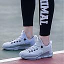 זול נעלי ספורט לגברים-בגדי ריקוד גברים PU קיץ נוחות נעלי ספורט שחור / אדום / שחור לבן