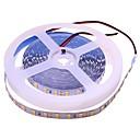 halpa Upotettavat LED-valot-5m Joustavat LED-valonauhat 90 LEDit 5730 SMD Lämmin valkoinen / Kylmä valkoinen Itsekiinnittyvä / TV-tausta 12 V 1kpl