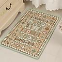 levne Podložky a koberečky-1ks Na běžné nošení Koupelnové podložky PVC Geometrický Obdélníkový Non-Slip / kreativita