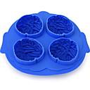 preiswerte Backformen-Backwerkzeuge Silica Gel Kreative Küche Gadget Eis Für Kochutensilien Stamper & Schaber 1pc