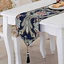 baratos Pia de Lavabo-Moderna PVC Quadrada Toalhas Finas de Mesa Floral Decorações de mesa 1 pcs