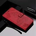 ieftine Cazuri telefon & Protectoare Ecran-Maska Pentru Huawei P20 Pro / P20 lite Portofel / Titluar Card / Cu Stand Carcasă Telefon Fluture Greu PU piele pentru Huawei P20 / Huawei P20 Pro / Huawei P20 lite / P10 Lite / P10