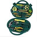 ieftine Set Unelte-plastic& unelte de fixare din metal 15pcs