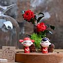 tanie Sztuczny kwiat-Sztuczne Kwiaty 1 Gałąź Orientalny Wieczne Kwiaty Bukiety na stół