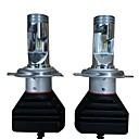 abordables Faros de Coche-2pcs H4 Coche Bombillas 50W LED de Alto Rendimiento 14000lm 4 LED Luz de Casco For Jeep / Dodge / Chevrolet Grand Cherokee / Wrangler /