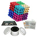 cheap Magnet Toys-216 pcs Magnet Toy Magnetic Balls / Magnet Toy / Building Blocks Magnetic Stress and Anxiety Relief / Office Desk Toys / Relieves ADD, ADHD, Anxiety, Autism Novelty All Teenager / Adults' Gift