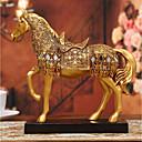 baratos Objetos de decoração-1pç Resina Moderno / Contemporâneo / Estilo Europeu para Decoração do lar, Objetos de decoração Presentes