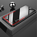ieftine Cazuri telefon & Protectoare Ecran-Maska Pentru Huawei P20 Pro / P20 lite Anti Șoc / Transparent Capac Spate Mată Greu Sticlă Temperată pentru Huawei P20 / Huawei P20 Pro /