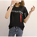tanie Stroje rowerowe-t-shirt damski - okrągły dekolt