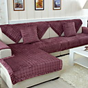 cheap Slipcovers-Sofa Cushion Solid Colored Yarn Dyed Polyester Slipcovers