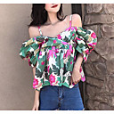 povoljno Torbe preko ramena-Majica Žene Dnevno Geometrijski oblici S naramenicama