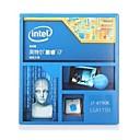 abordables CPU-Intel Procesador de la computadora CPU Core i7 i7-4790K 4 núcleos 4 LGA 1150