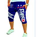 ieftine Ustensile pentru Fructe & Legume-Bărbați Activ / De Bază Pantaloni Scurți / Pantaloni Sport Pantaloni Geometric
