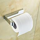 abordables Soportes para Escoba de Baño-Soporte para Papel Higiénico Múltiples Funciones Moderno Latón 1pc - Baño Colocado en la Pared