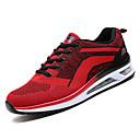 ieftine Pantofi Sport de Bărbați-Bărbați Pânză Vară Confortabili Adidași de Atletism Plimbare Gri Deschis / Albastru / Negru / Roșu