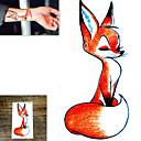 abordables Decoraciones y Diamantes Sintéticos para Manicura-10 pcs Tatuajes Adhesivos Los tatuajes temporales Series de Animal Artes de cuerpo brazo / muñeca / hombro