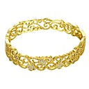 cheap Bracelets-Women's Bracelet - Gold Plated Fashion Bracelet Gold / Rose Gold For Gift Daily