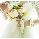 رخيصةأون أزهار الزفاف-زهور الزفاف باقات / بتلة زفاف / حفلة الزفاف ستان / قماش / برعم زهرة 11-20 cm