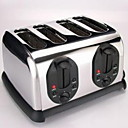 cheap Kitchen Appliances-Toasters & Grills New Design Stainless Steel Toasters 220-240 V 1450-1750 W Kitchen Appliance