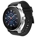 baratos Smartwatches-SMA 09A Relógio inteligente Android iOS Bluetooth Monitor de Batimento Cardíaco Tela de toque Suspensão Longa Chamadas com Mão Livre Podômetro Aviso de Chamada Monitor de Atividade Monitor de Sono