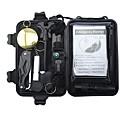 hesapli Fenerler-Survival Kit Portatif, Çok Fonksiyonlu için Kamp / Yürüyüş / Mağaracılık / Seyahat - Metal Alaşımlı 11 pcs