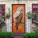 cheap Bakeware-Decorative Wall Stickers / Door Stickers - Holiday Wall Stickers Animals / 3D Living Room / Bedroom