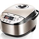 ieftine Electrocasnice-Orez de gătit Funcția de temporizare / Multifuncțional Oțel inoxidabil Oala  de Fiert Orez 220 V 550 W Tehnica de bucătărie