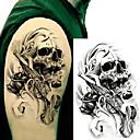 billige Midlertidige tatoveringer-Klistremerke / Tattoo-klistremerke arm midlertidige Tatoveringer 3 pcs Totem Serier kropps~~POS=TRUNC