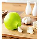 halpa Ruoanlaittovälineet-Kitchen Tools Silikoni Ruoanlaittovälineet Creative Kitchen Gadget Valkosipulitarvikkeet / Kuorija Valkosipuli 1kpl
