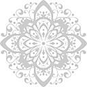 abordables Stickers Muraux-Autocollants muraux décoratifs - Autocollants avion / Autocollants muraux 3D Arabesque / 3D Intérieur / Bureau