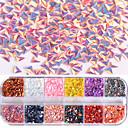 ieftine Artă de Unghii-1 pcs Unghiul de bijuterii / Unelte de nail art & seturi / Nail Art Bijuterii Accent / Decorativ Unelte pentru unghii / Nail Art Sfaturi / Unghii Art Forms Design Modern / Creative Purtare Zilnică