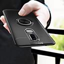ieftine Cazuri telefon & Protectoare Ecran-Maska Pentru OnePlus OnePlus 6 Suport Inel Capac Spate Mată Moale TPU pentru OnePlus 6