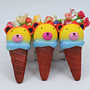 cheap Stress Relievers-Stress Reliever Ice Cream Stress and Anxiety Relief / Comfy PORON 1 pcs Adults All Gift