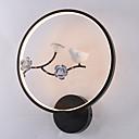 baratos Arandelas de Parede-QIHengZhaoMing Cristal LED / Moderno / Contemporâneo Luminárias de parede Sala de Estar / Lojas / Cafés Metal Luz de parede 110-120V /