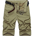 tanie Spodnie i getry-Męskie Podstawowy Szorty Spodnie Geometric Shape