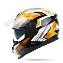 ieftine Căști & Măști de Protecție-YOHE YH-967 Full Face Adulți Unisex Motociclete Casca Respirabil / Deodorant / Anti-sudoare