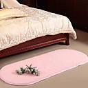 זול מחצלות ושטיחים-1pc יום יומי / מודרני שטיחונים לאמבט כותנה יצירתי / מצחיק אובלי עיצוב חדש / אנטי סליפ
