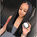 זול פיאות תחרה משיער אנושי-שיער ראמי חזית תחרה פאה שיער ברזיאלי ישר פאה חלק אמצעי 130% שיער טבעי / ללא שם: עם קשרים בליצ ' בגדי ריקוד נשים ארוך פיאות תחרה משיער אנושי