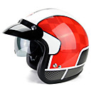 ieftine Căști & Măști de Protecție-YOHE YH-859 Cască Deschisă Adulți Unisex Motociclete Casca Respirabil / Deodorant / Anti-sudoare