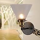 billige Originale lamper-Kreativ Moderne / Nutidig Vegglamper Stue / Soverom Metall Vegglampe 220-240V 40 W